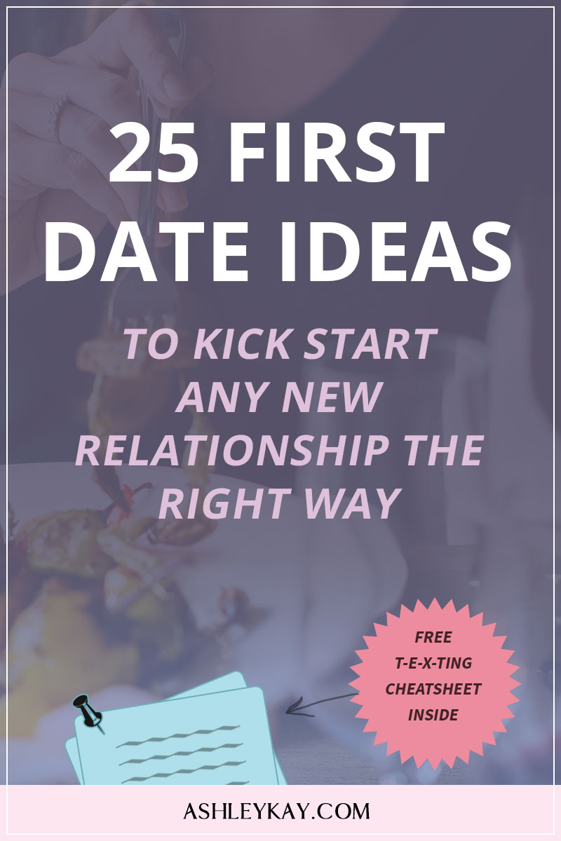 25 First Date Ideas That's Not Just Dinner & A Movie