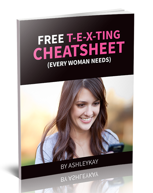 Texting Cheat Sheet To Make Him Fall In Love