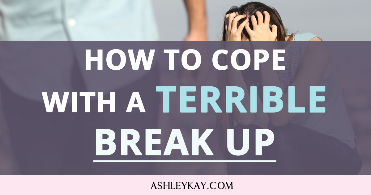 how to cope up from break up