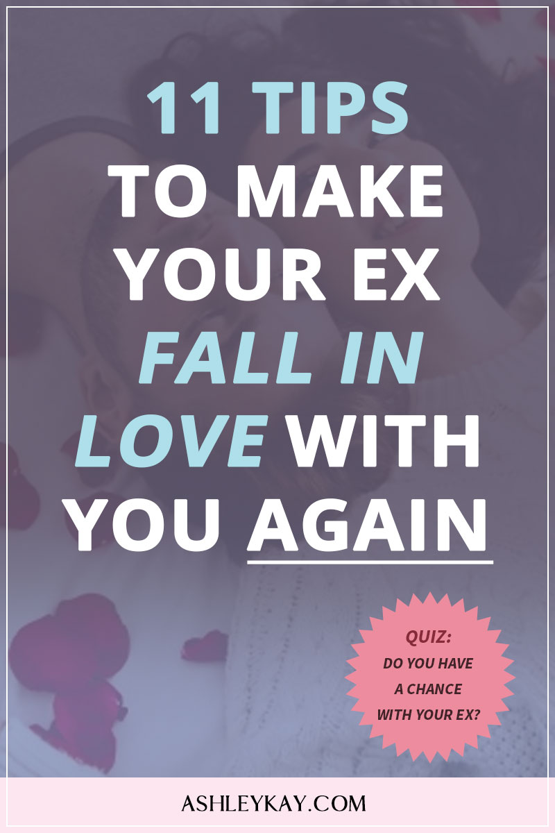 11 Tips to Make Your Ex Fall in Love with You Again width=